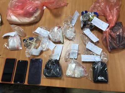 Сотрудниками Управления ГУ МВД области ликвидирован наркопритон
